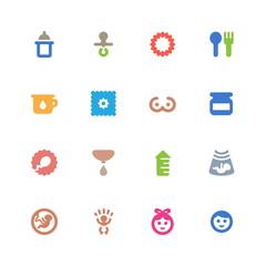 Children icons