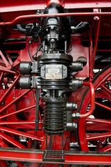Dampflok Details
