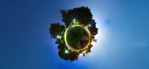 sphere panorama