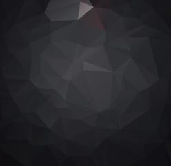 Abstract multicolor background. Vector polygonal design illustra