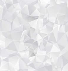 Abstract multicolor background. Vector polygonal design illustra