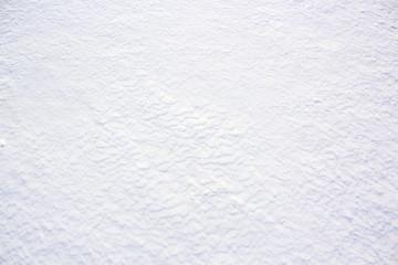 Snow Texture Surface