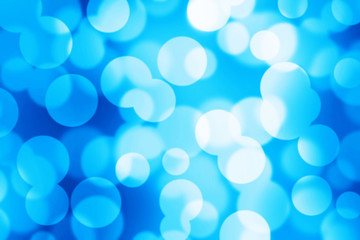 Defocused bokeh background for design and creative work