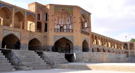 Isfahan - Khaju-Brücke