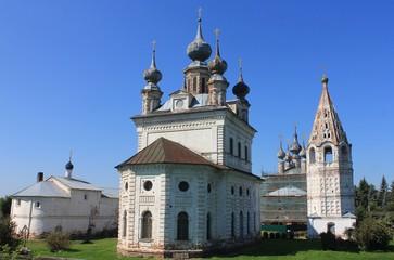 Ансамбль Михаило-Архангельского мужского монастыря в Юрьеве-Польском