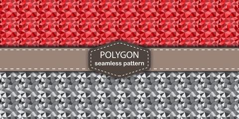 polygon  pattern seamless pattern seamless vector illustration eps 10