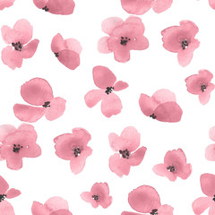 Delicate floral background 2 in vector