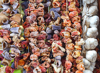 Sun Dried Vegetables