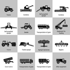 Agriculture Machinery Equipments