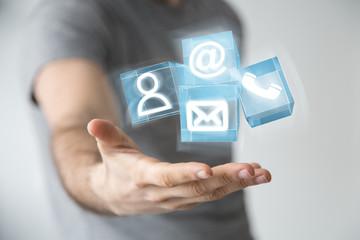 contact digital