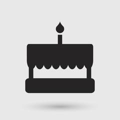Cake Icon, cake icon flat, cake icon picture, cake icon vector