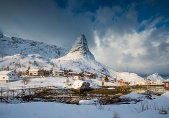 Fisherman's home, Hamnoy, Lofoten island