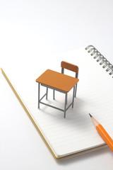 学習机 ノート