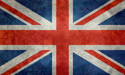 National flag of the United Kingdom, the Union Jack 3:5 scale