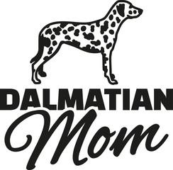 Dalmatian Mom