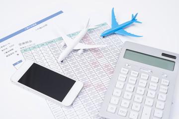 海外旅行の計画を立てる