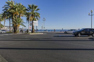 Street shot at Nice
