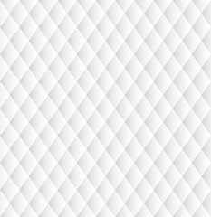 Rhombus geometry, abstract background, seamless vector