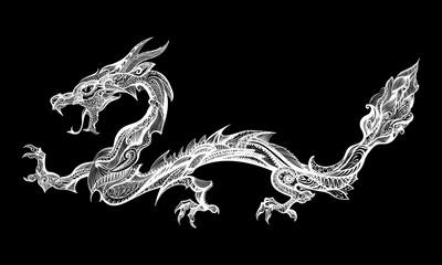 Doodle Dragon