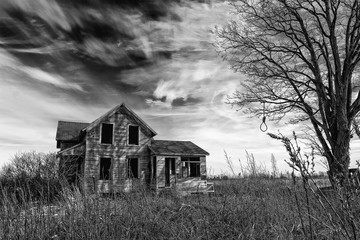 Creepy Old House