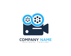 Video Infinite Logo Design Template