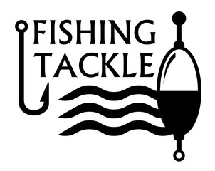 fishing tackle symbol