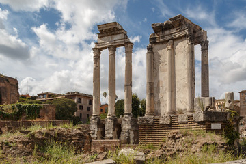 Archeological Roman Forum