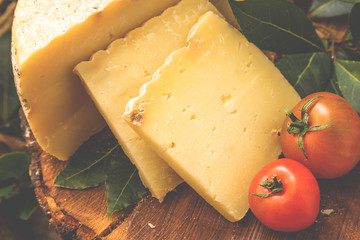 Pecorino stagionato, Italian hard cheese