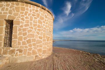 Torrevieja coast