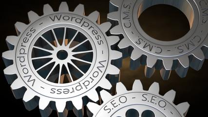 gears wordpress