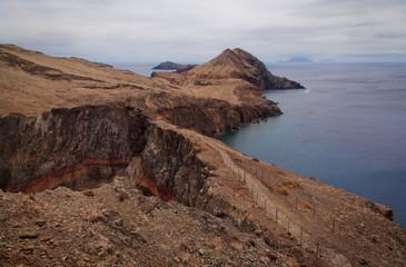Portugal, Madeira, Ponta de Sao Lourenco