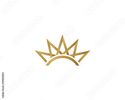 gold sun crown stock image and royalty free vector files on rh fotolia com free vector gold light free vector gold light