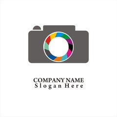 photography logo icon template