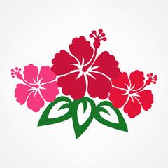 Flowers vector symbol