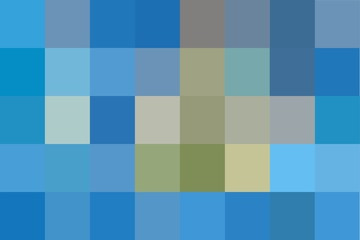 blue abstract censor background