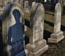 Shadow on Grave