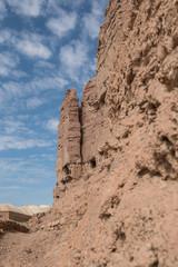 höhlen von bamiyan - afghanistan