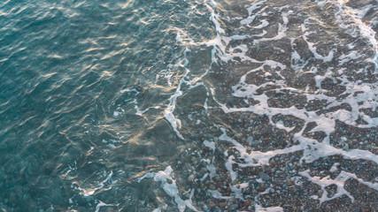 sea water shore coast