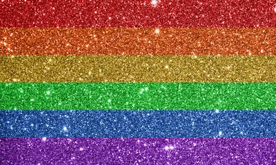 colorful glitter background texture defocused sparkling lights