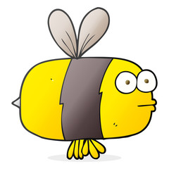 cartoon bee