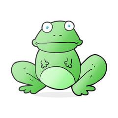 cartoon frog