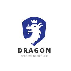Dragon logo,Animal logo,tattoo,Vector Logo template