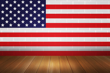 American Stage Background