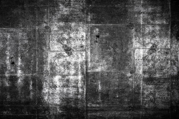 Concrete wall, grungy background photo texture