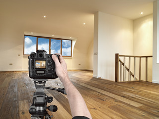 modern interior shooting by a professionnal