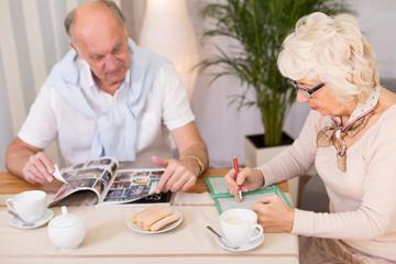 Brain training for seniors