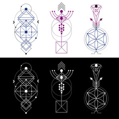 Sacred Geometry/ Totem