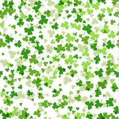 Vector seamless pattern for St Patricks Day celebration
