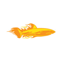 Sharks Malignant Flame