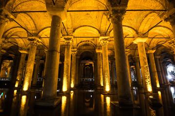 cisterna basilica de estambul